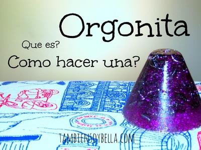 DIY - Como hacer una Orgonita. Tutorial sencillo!