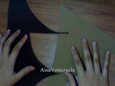 DIY: CUADRO CON SOBRAS (RETAZO) DE FOAMI