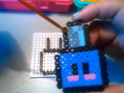 Esmalte de Uñas Kawaii con Hama Beads  HD By Rainbowman
