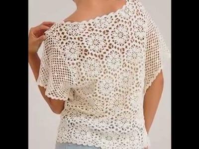 Galería de fotos prendas tejidas a crochet 15