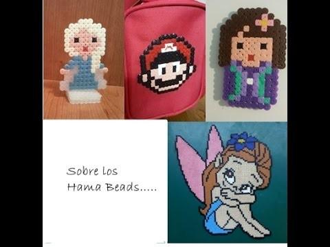 Hama Beads. .