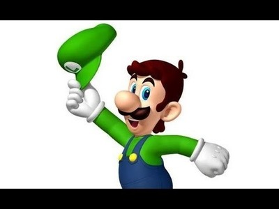 Luigi || Hama Beads #1