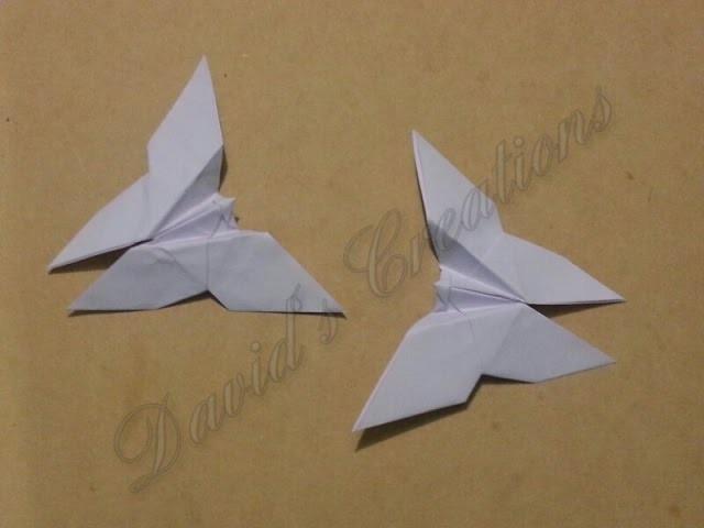 Mariposa Butterfly- Origami Papiroflexia
