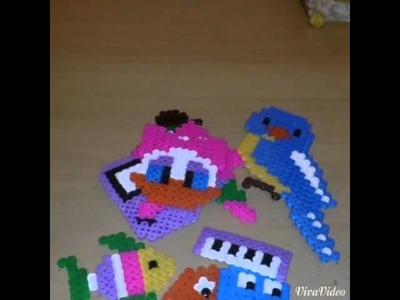 Mis creaciones de hama beads