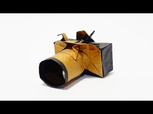 Origami Camera - Time-Lapse