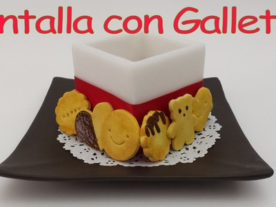 Pantalla con Galletas.DIY TUTORIAL