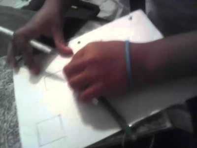 Papercraft casero con octavio