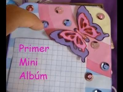 Scrapbook: Mi primer mini album
