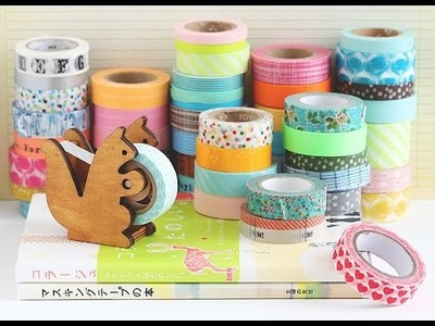 Scrapbooking: Washi Tape