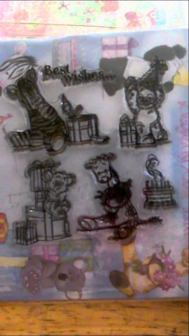 Sellos acrilicos PaperCraft