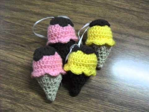 Souvenirs crochet 2