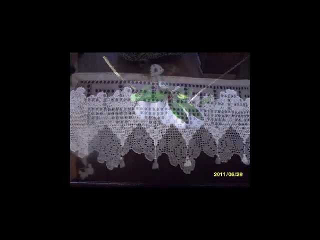 Tejidos  a crochet diferentes diseños
