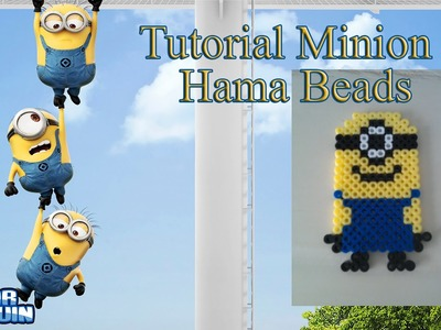 (Tutorial) Minion de Hama Beads