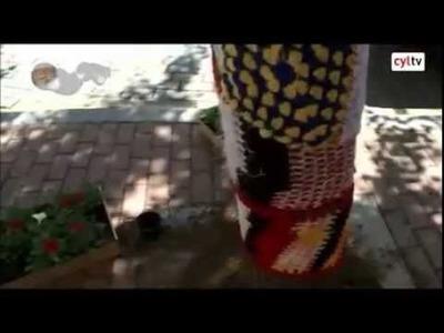 Urban Knitting Salamanca - Nos Apañamos. RTVCYL