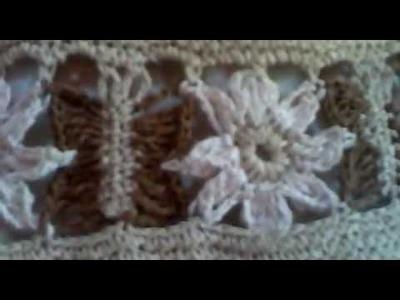 Bolso de crochet para primavera y verano.
