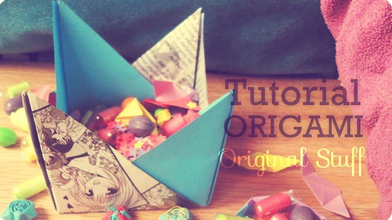 Cajas originales [Origami] - Original Stuff