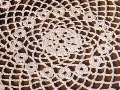 Como Tejer Carpeta Diamante a crochet