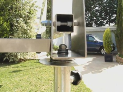 DIY Camera crane - Jib, Grua para camara casera
