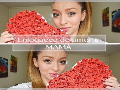 DIY: Regalo Hermoso y Economico ♥ (Especial  Dia de las madres) l Pau verjel