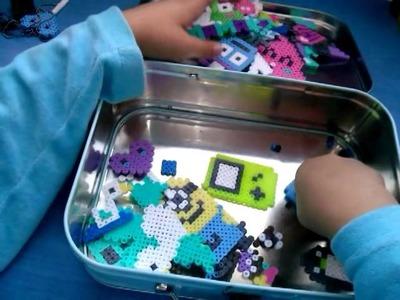 Figuras de hama beads