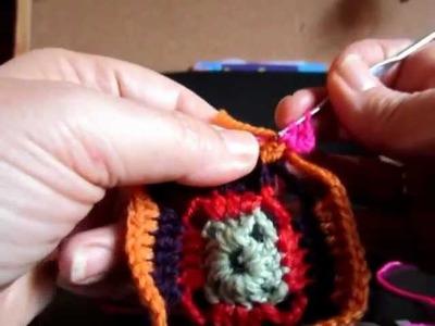 Manta de crochet 2.3