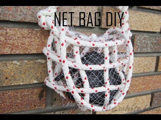 NET BAG DIY