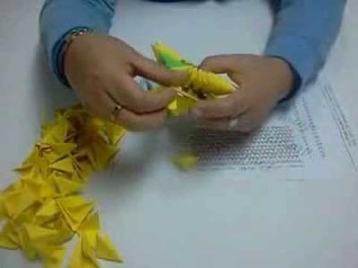 Origami 3D Papiroflexia (3ra Parte)