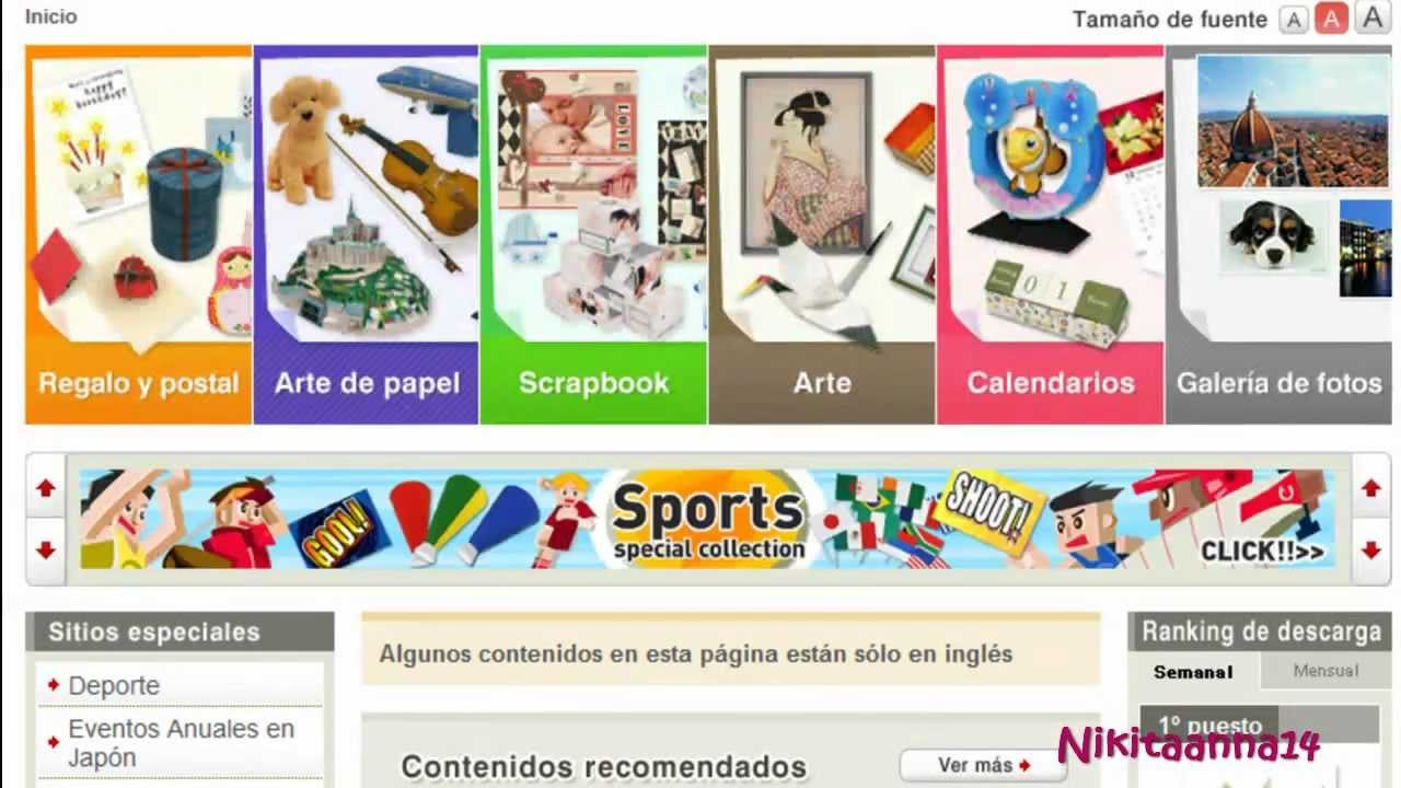 Presentacion de Creative Park (TIPS SCRAPBOOK)
