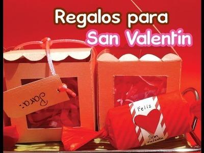 REGALOS PARA SAN VALENTÍN♥ valentine´s day crafts