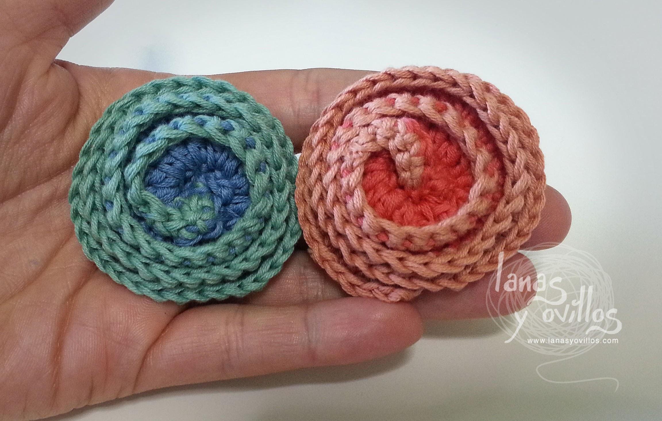 Tutorial Flor Crochet o Ganchillo Deco Rose