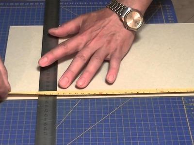 Aprende a hacer tu propio cuaderno. DIY
