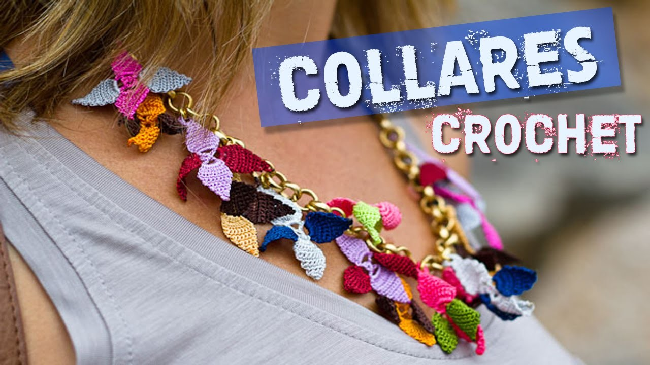 Collares - Tejidos a Crochet