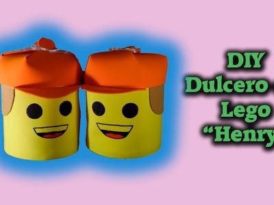 Mi nombre? | DIY | Dulcero de Lego