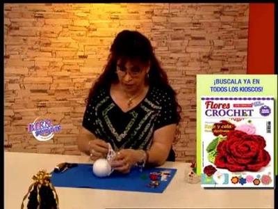 Mónica Astudillo - Adornos tejidos al crochet