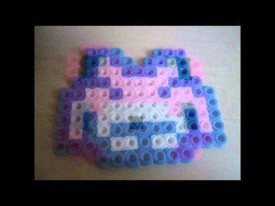 Nuevas creaciones de hama beads