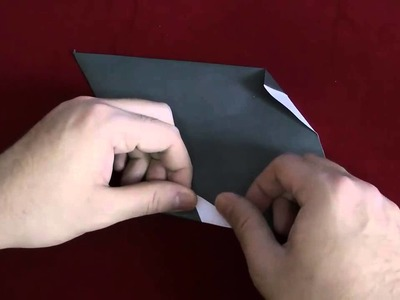 Origami   Hacer un Pingüino, muy fácil