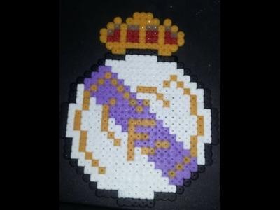 Real Madrid Hama beads Midi