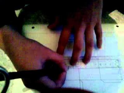 Tutorial: como hacer papercraft casero ( parte 1)