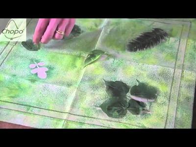 Tutorial: cómo pintar en tela DIY