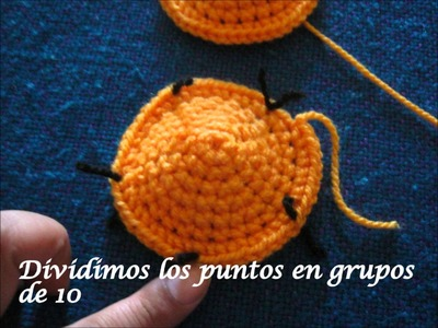 Tutorial estrella a crochet