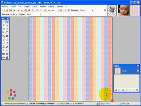 Tutorial Scrapbooking digital, cómo hacer un layout básico