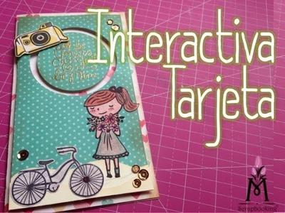 TUTORIAL Tarjeta interactiva.Interactive card