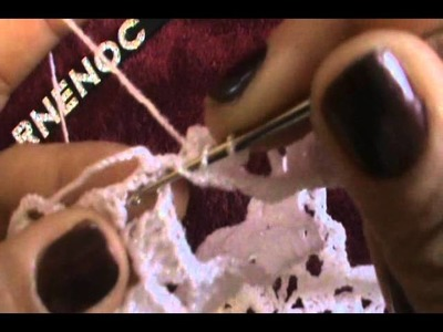 TIP NUMERO 7, COMO AJUSTAR TEJIDO DE CADENAS SOBRANTES GANCHILLO CROCHET