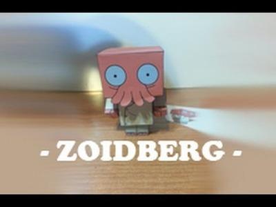 Papercraft -Zoidberg-