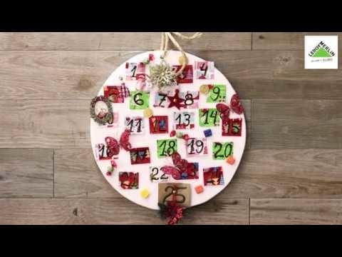 Cómo hacer un calendario de Adviento · LEROY MERLIN
