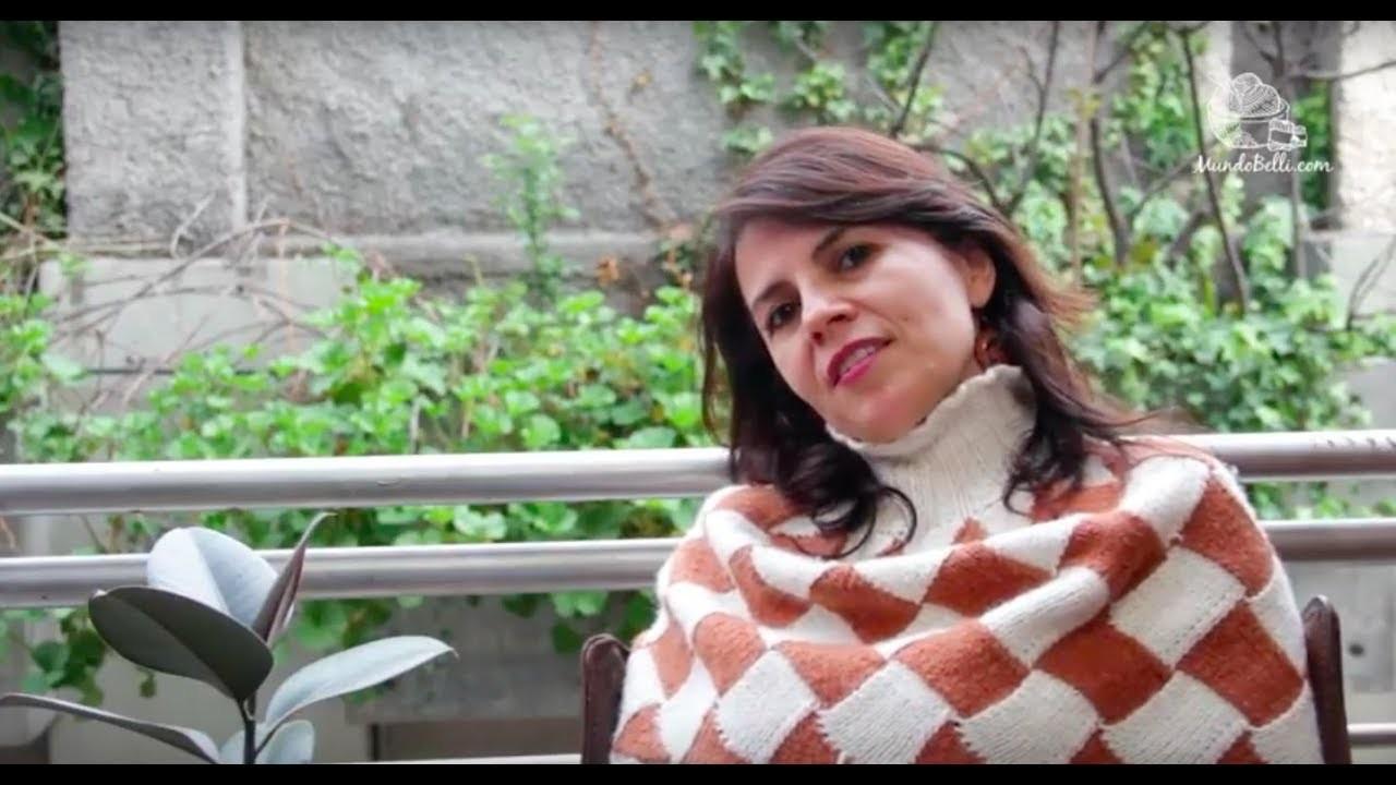 Cómo iniciar un tejido a crochet Sin Tejer Cadenetas, en Medio Punto | MundoBelli