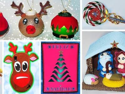 ❄???? Ideas para Navidad que debes probar || Manualidades Fáciles y Rápidas para Navidad ????❄