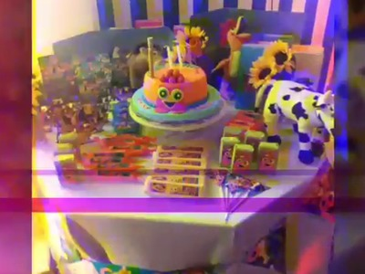 La granja de zenon candy bar tortas souvenirs by miaflor manualidades