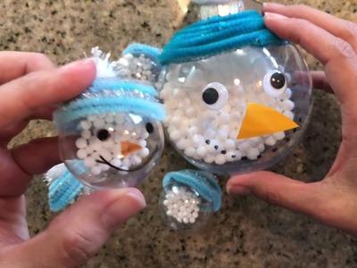 Manualidades navideñas.ideas para niños DIY