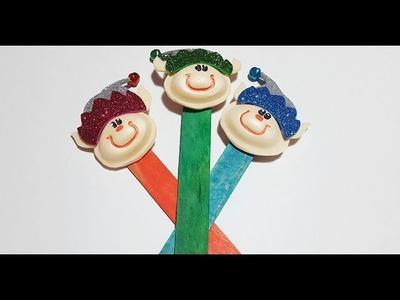 Manualidades para niños: Marcapáginas infantil